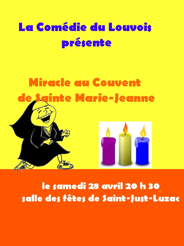 MIRACLE AU COUVENT