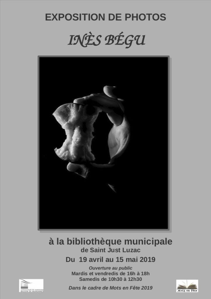 expo photo ines Bégu